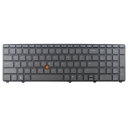 Compatible with HP EliteBook 8760p Keyboard
