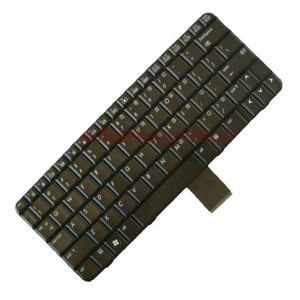 Compatible with COMPAQ Presario CQ20-207TU Keyboard