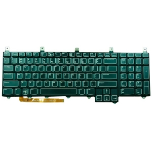 Compatible with DELL CN-08WK6F-65890-041-0EXN-A02 Keyboard