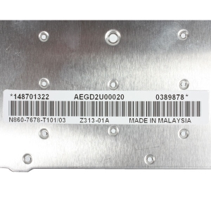 Compatible with SONY 148701322 Keyboard