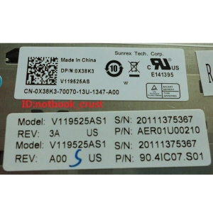 Compatible with DELL Inspiron M411R Keyboard