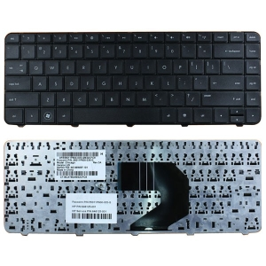 Compatible with COMPAQ Presario CQ57-301SD Keyboard