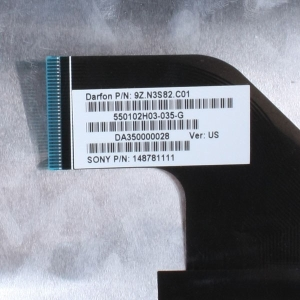 Compatible with SONY 148781111 Keyboard