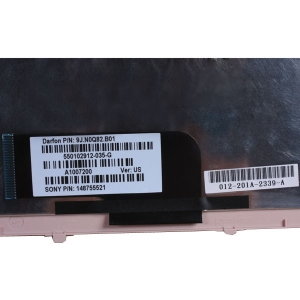 Compatible with SONY A1754878A Keyboard