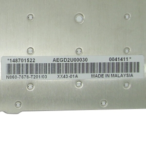 Compatible with SONY 148701522 Keyboard