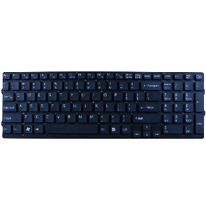 Compatible with SONY VPC-EB11FM/BI Keyboard