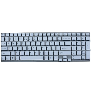 Compatible with SONY VPC-EB12FX/BI Keyboard
