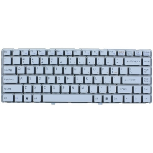 Compatible with SONY VPC-EA33FX/B Keyboard