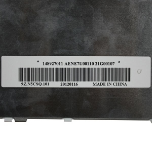 Compatible with SONY AENE7U00110 Keyboard