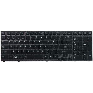 Compatible with TOSHIBA Satellite A665-S6057 Keyboard
