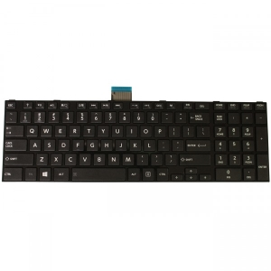 Compatible with TOSHIBA Satellite L75D Keyboard